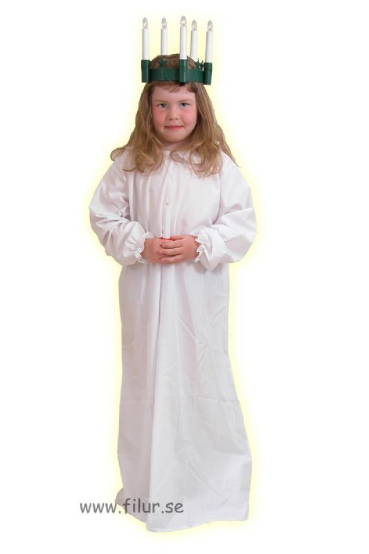 Lucialinne Barn 86-170 cl   Övrigt   - Filur d7c08b1711357