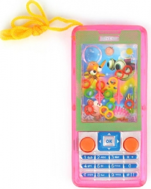 Vattenspel i Mobiltelefon