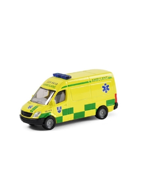 Siku Ambulans Svensk i metall - Nr 1389