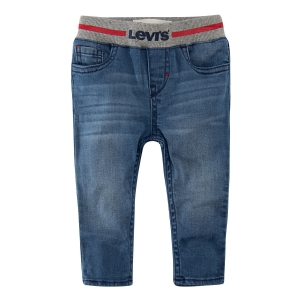 LEVIS BARNJEANS - Pull-On Skinny Trousers