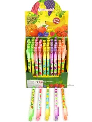 Luktpenna med blyerts 5-pack