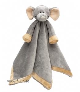Teddykompaniet Diinglisar Snuttefilt Wild Elefant
