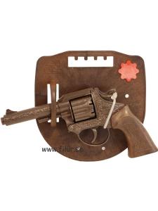 DYAL Knallpulverpistol Revolver - 8-skott