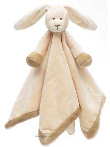 Teddykompaniet Dinglisar Snuttefilt Kanin