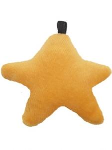 Mjuk Skallra i Velour Stjärna