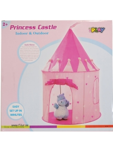 Tält 105*125cm princess