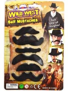 Mustacher 6-pack