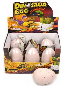 Stort Dinosaurie Ägg