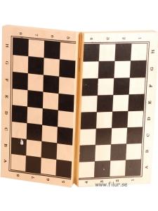 Schack och Backgammon 29*29 cm
