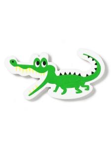 Vilda vänner - Krokodil