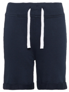 Marinblå Tunna Shorts 146 cl