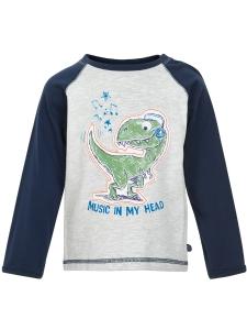 Minymo T-Shirt LS Dinosaurie 926da019d0f9b