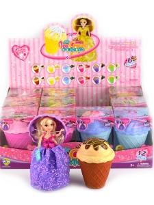 Docka med lukt - Ice Cream Princess