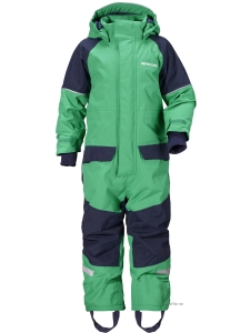 Didriksons Bille Overall Bright Green