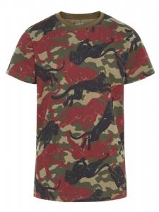 NKMKOHIO T-Shirt med Djur