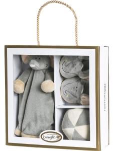 Teddykompaniet Dinglisar Giftbox Elefant
