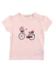 Small Rags T-Shirt Cykel OEKO-TEX