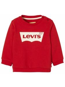 LEVI'S SWEATSHIRT Röd 62-98 cl