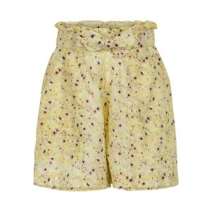 Creamie Shorts Gula Blommor