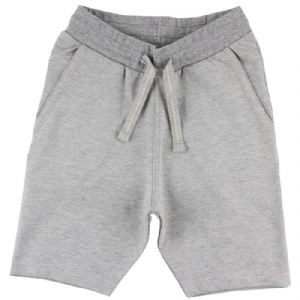 Shorts Sweat Grå OEKO-TEX