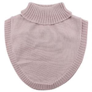 Fuskpolo 100% Wool - Rosa