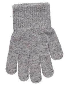 Fingervantar 70% ull - Grå