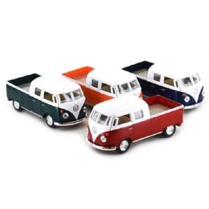 Volkswagen Bus Double Cab Pickup 1963 1:34