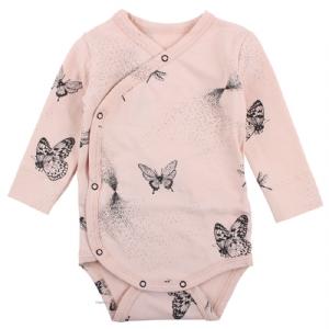 Prematur Body Fjärilar GOTS 44 cl