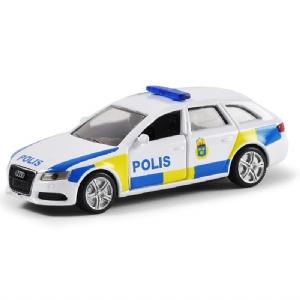 Siku Polisbil Svensk i metall - Nr 1390