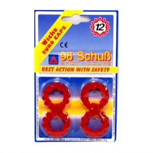 Knallpulverskott 12-ring / Skott för knallpulverpi...