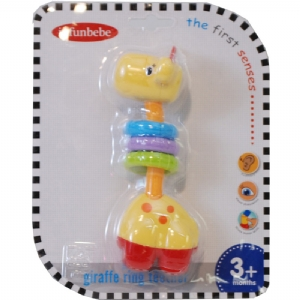 Babyleksak Skallra / Bitring Giraff